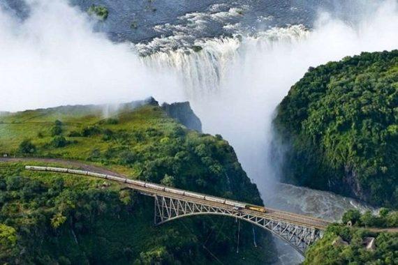 Zimbabwe – RPA – Swaziland – Mozambik - RPA