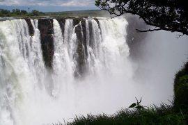 od Wodospadów Wiktorii do Johannesburga